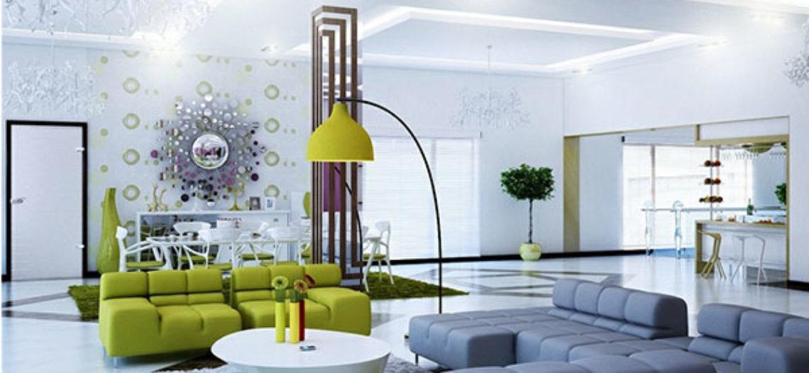 Tuyệt chiêu chọn màu sắc ghế sofa cho phòng khách theo tính cách