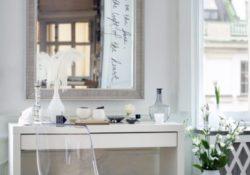 4 Mẫu bàn trang điểm nhỏ và thông minh cho nhà chật