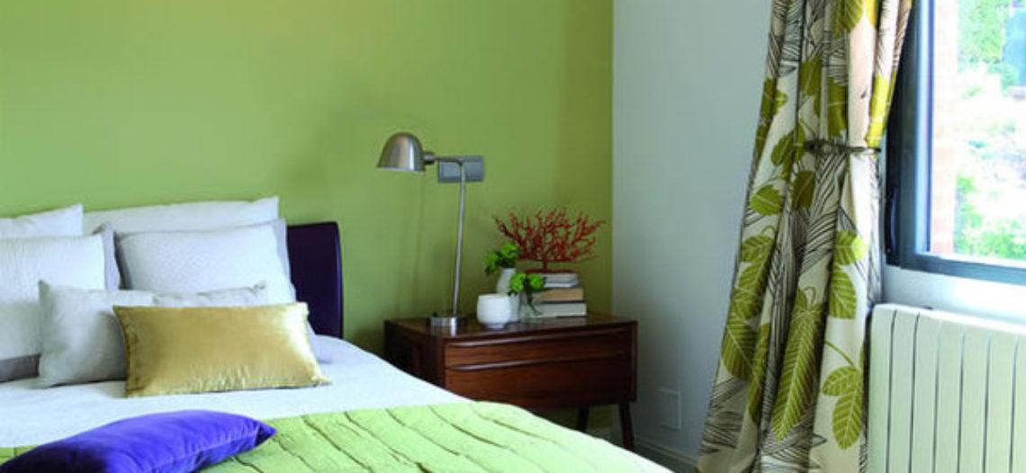 7 gợi ý phối hợp màu sơn và trang trí nội thất trong nhà