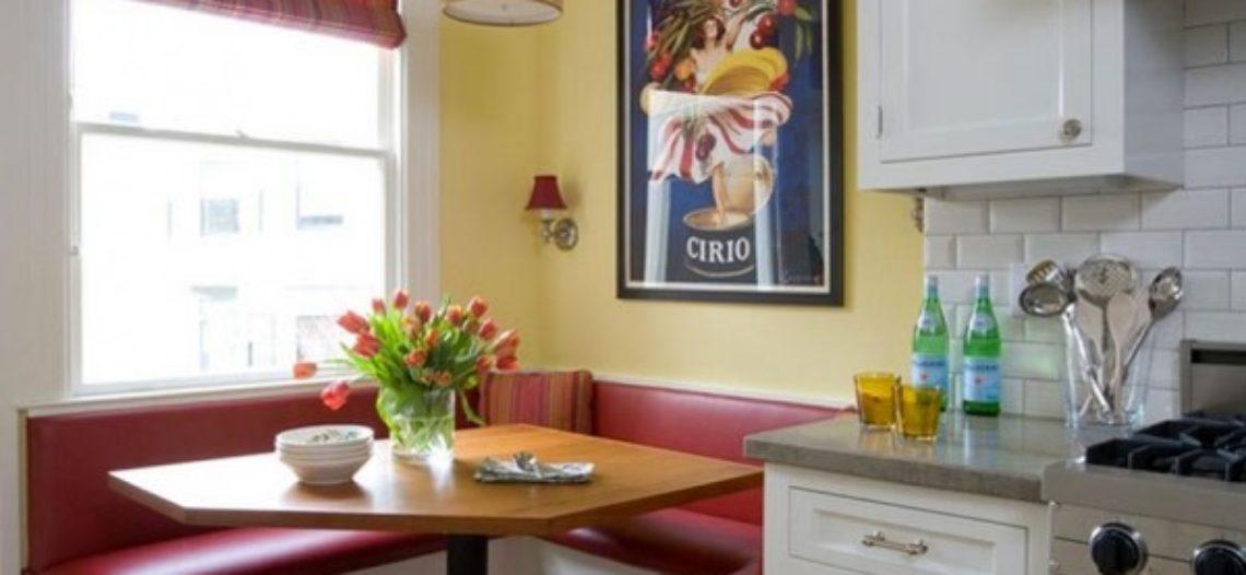 Cách bố trí bàn ăn hợp lý cho những nhà bếp nhỏ