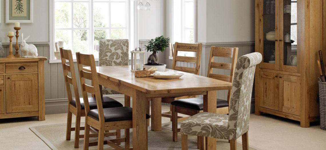 Bí quyết chọn bàn ăn hợp phong thủy
