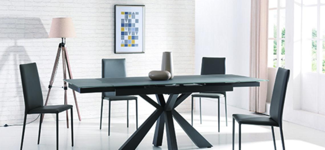Tiết kiệm không gian bằng bàn ăn mở rộng