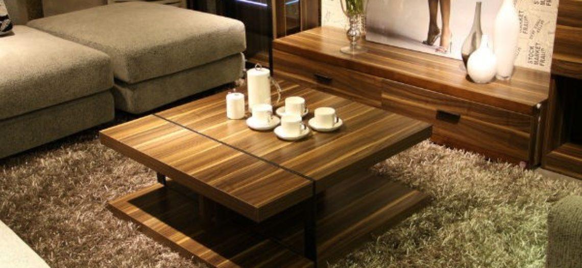 Giúp bạn chọn bàn trà gỗ cho phòng khách