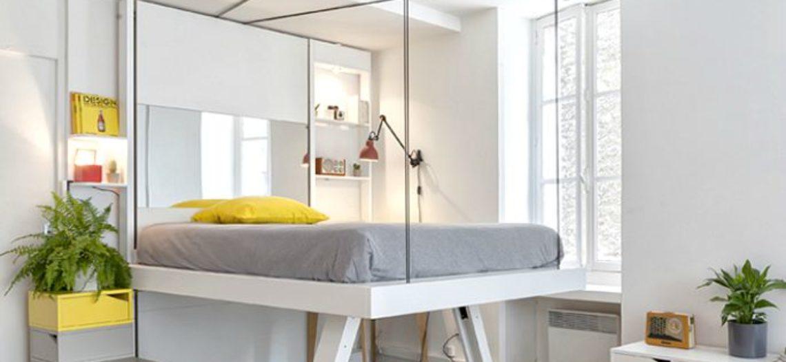 BedUp – đột phá mới trong thiết kế giường dành riêng cho không gian nhỏ