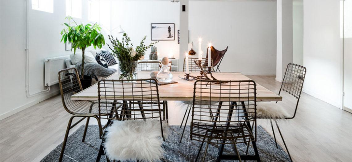 Bertoia – mẫu ghế nhỏ độc đáo cho bàn ăn gia đình không bao giờ lỗi mốt