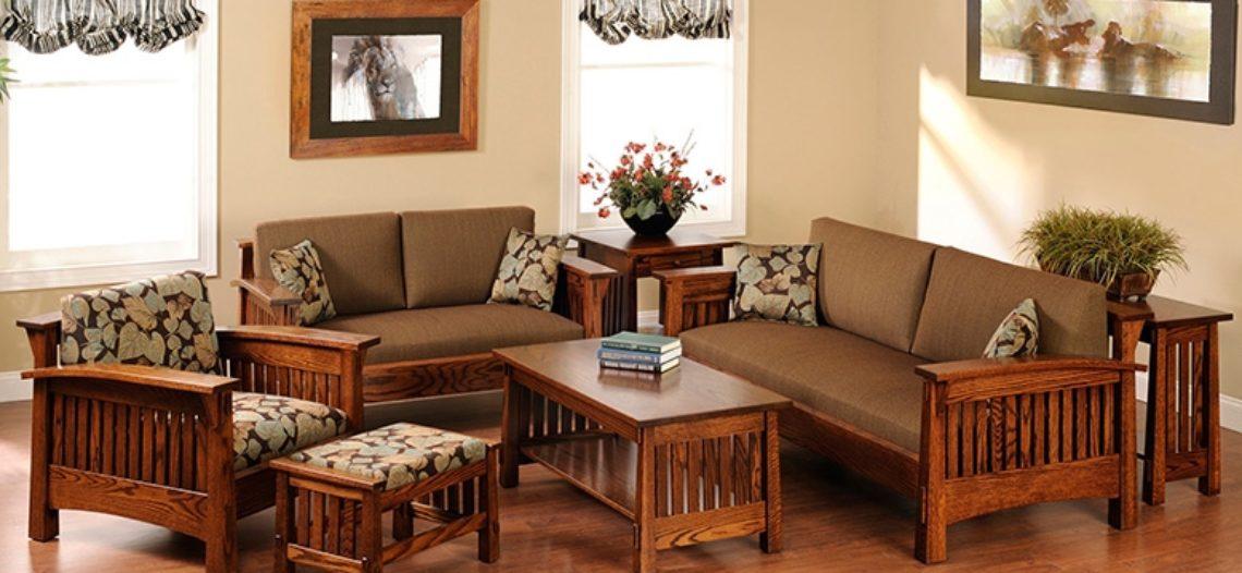 Bí quyết chọn đồ gỗ nội thất phòng khách hoàn hảo cho không gian nhà bạn