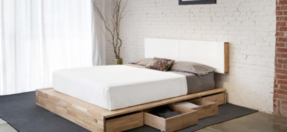 Các mẫu giường ngủ hiện đại mà ai cũng ao ước