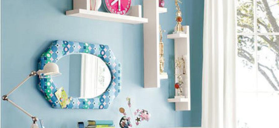 Cách trang trí phòng ngủ nhỏ cực chất dành cho teen