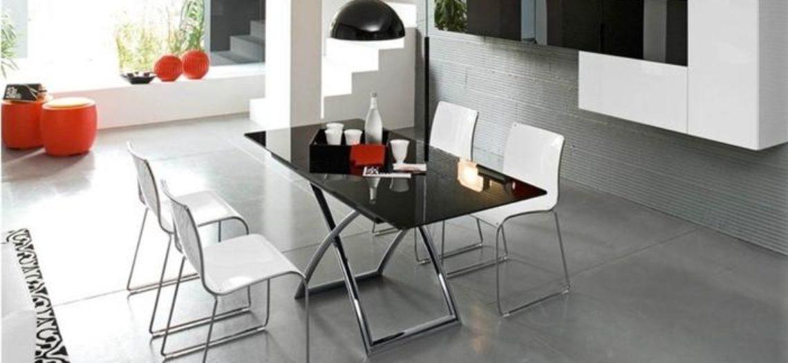 Lựa chọn bàn ăn cho ngôi nhà hiện đại