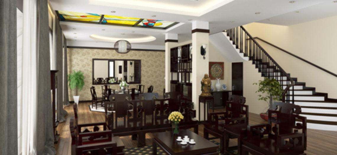 Chọn nội thất gỗ cho mọi căn phòng của ngôi nhà hiện đại.