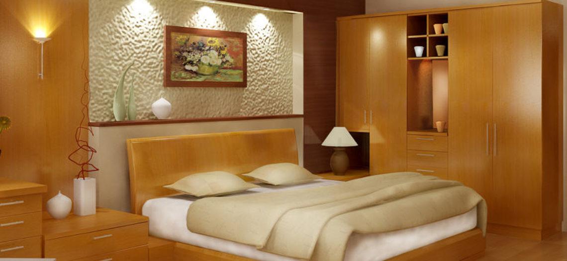 Những mẫu giường ngủ gỗ tự nhiên đẹp nhất