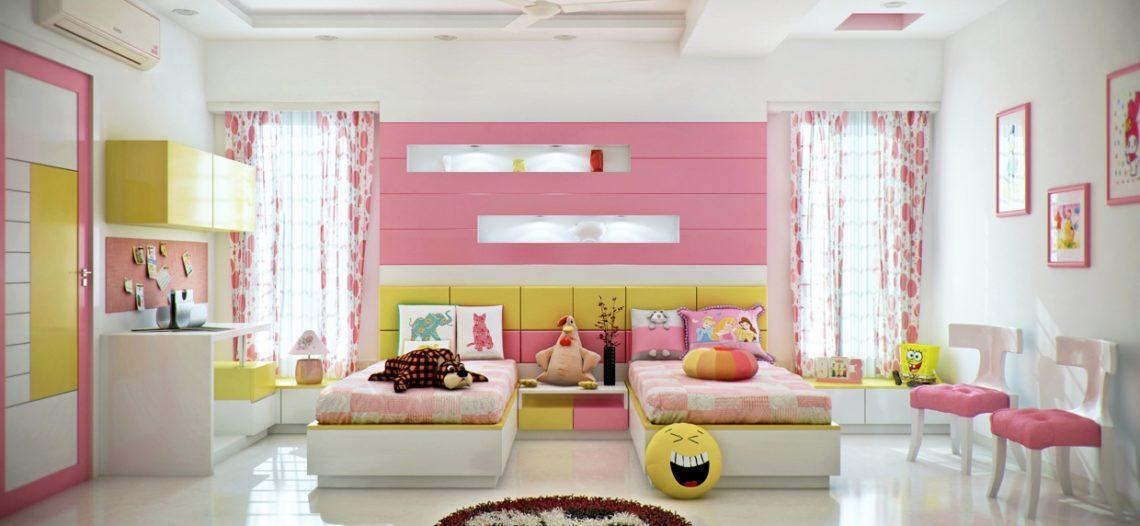 Lời khuyên khi thiết kế nội thất phòng ngủ cho trẻ