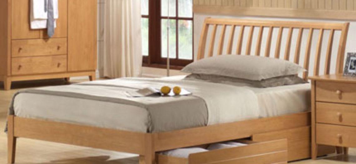Mẫu giường ngủ hiện đại, thiết kế đẹp