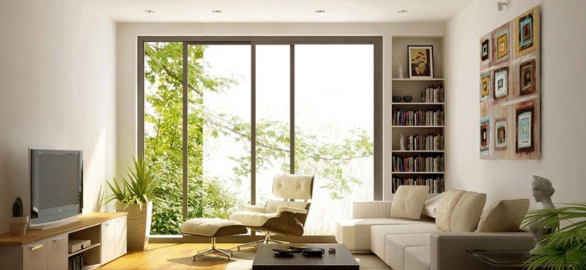 Lựa chọn phong cách không gian phòng khách đẹp