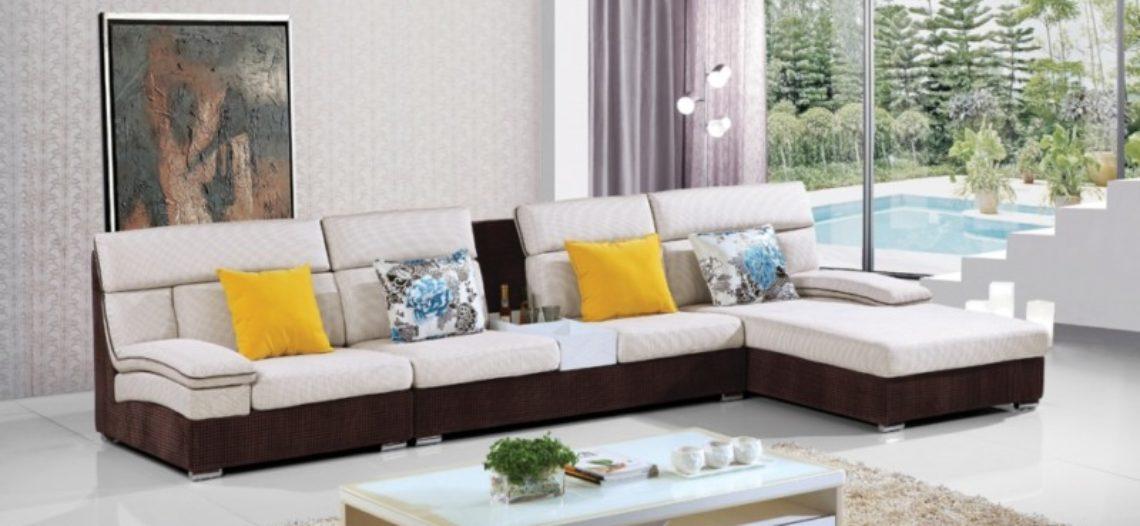 Mẫu thiết kế nội thất phòng khách sang trọng