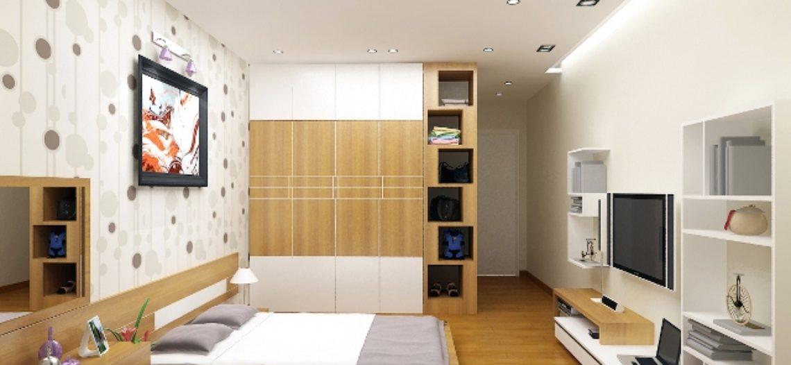Nguyên tắc khi thiết kế nội thất phòng ngủ đẹp