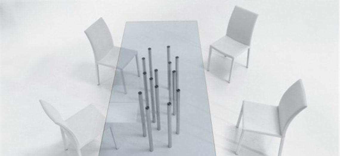 Những mẫu bàn ăn kính sang trọng cho ngôi nhà hiện đại