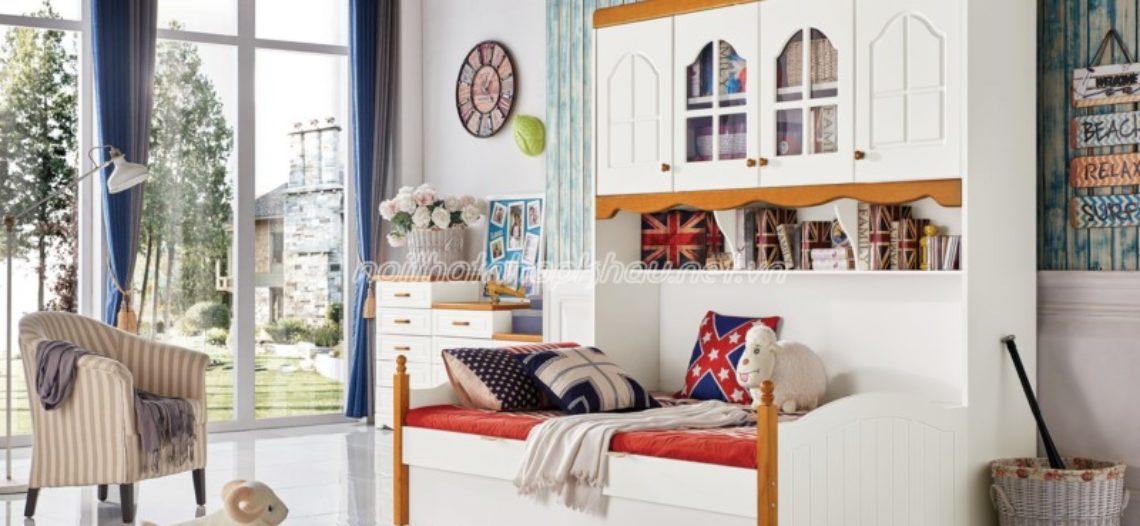 Những mẫu giường tầng đẹp độc đáo