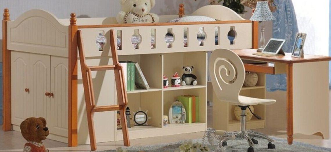 Mẹo chọn giường tầng cho bé an toàn, hiện đại và đẹp