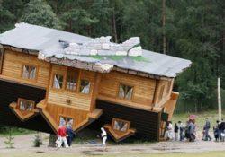 Những ngôi nhà kỳ lạ nhất thế giới!