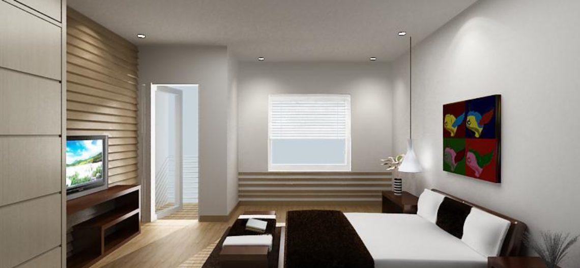 Các mẫu thiết kế nội thất phòng ngủ đẹp và hiện đại