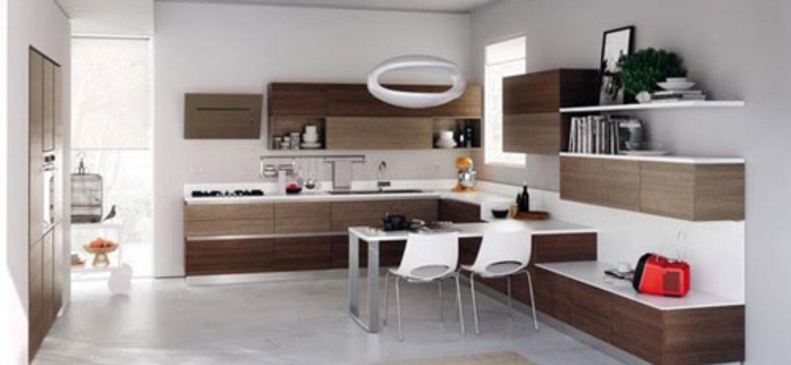 Những phòng ăn mở trong không gian sống nhỏ mà vẫn đẹp