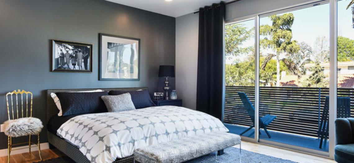 15 phòng ngủ có ban công tuyệt đẹp khiến bạn xiêu lòng