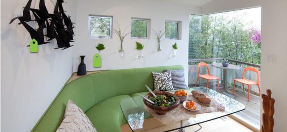 Phù phép cho căn hộ nhỏ với 8 ý tưởng thiết kế nội thất châu Âu độc lạ