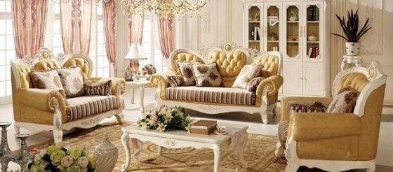 Tại sao nên chọn sofa cổ điển đẹp sang trọng cho phòng khách