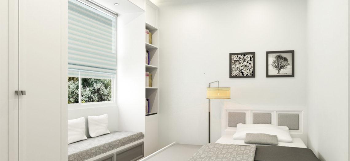 Thiết kế nội thất nhà phố- Các mẫu thiết kế nội thất nhà phố, nhà ống đẹp