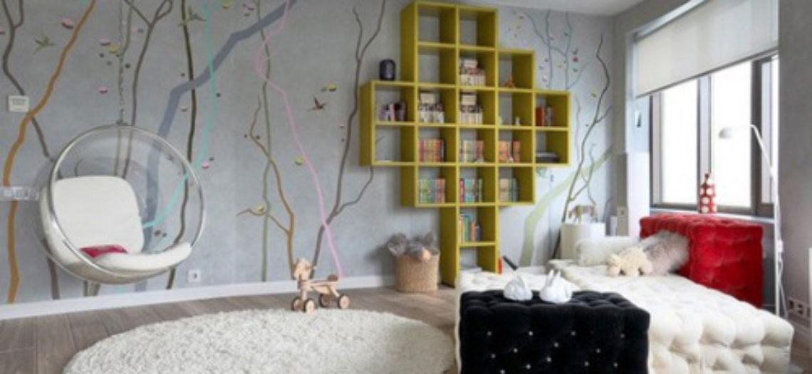 Thiết kế nội thất phòng ngủ nữ tính cho các cô gái tuổi teen