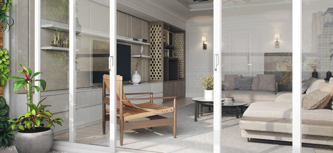 """Ngắm 4 mẫu thiết kế nội thất hiện đại tuyệt đẹp mang """"hơi thở"""" Á Đông"""