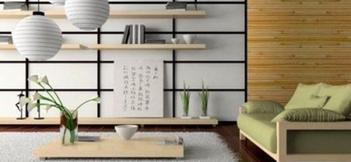 Người Nhật làm thế nào để trang trí phòng khách hợp phong thủy