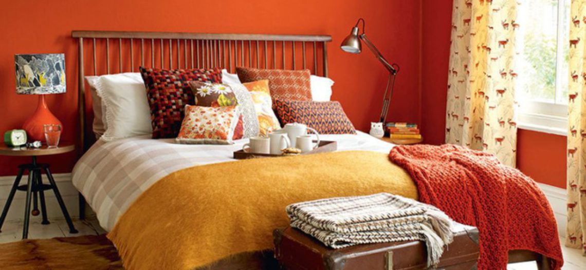 Xua tan cảm giác uể oải do trời nồm bằng cách ngắm những mẫu phòng ngủ đẹp đầy cảm hứng này