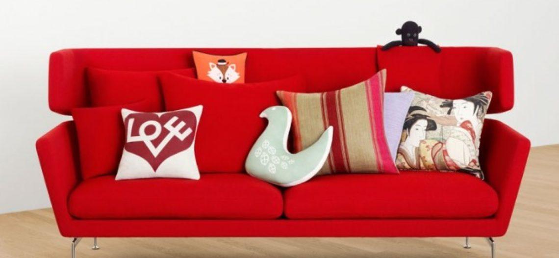 10 mẫu sofa hiện đại cho không gian phòng khách
