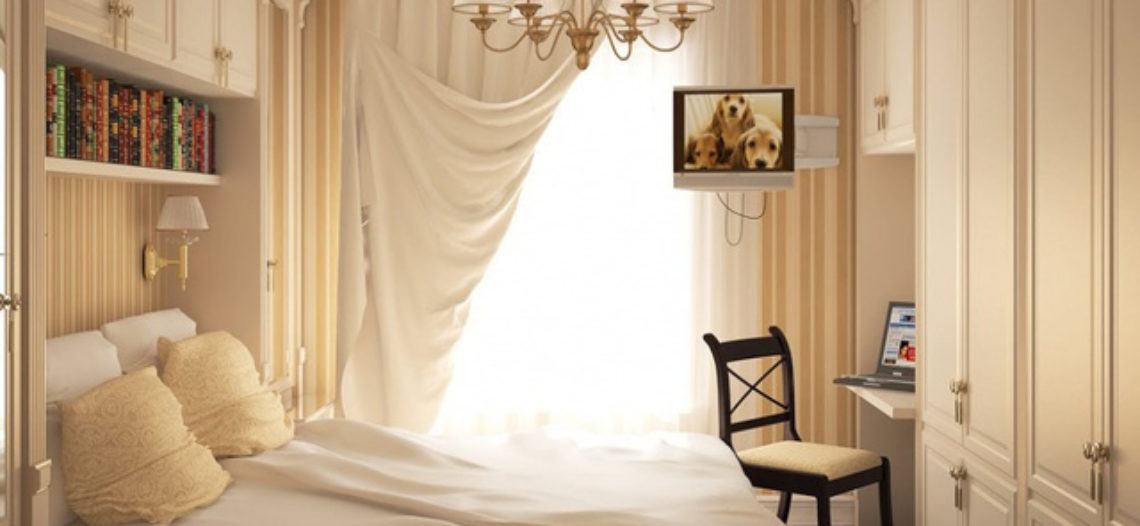 5 gợi ý thiết kế nội thất phòng ngủ có diện tích nhỏ