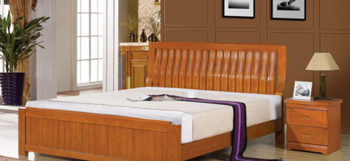 Giường ngủ gỗ sồi giá rẻ sự lựa chọn cho bạn