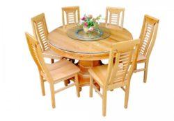 Các mẫu bàn ăn 6 ghế được ưa chuộng nhất hiện nay