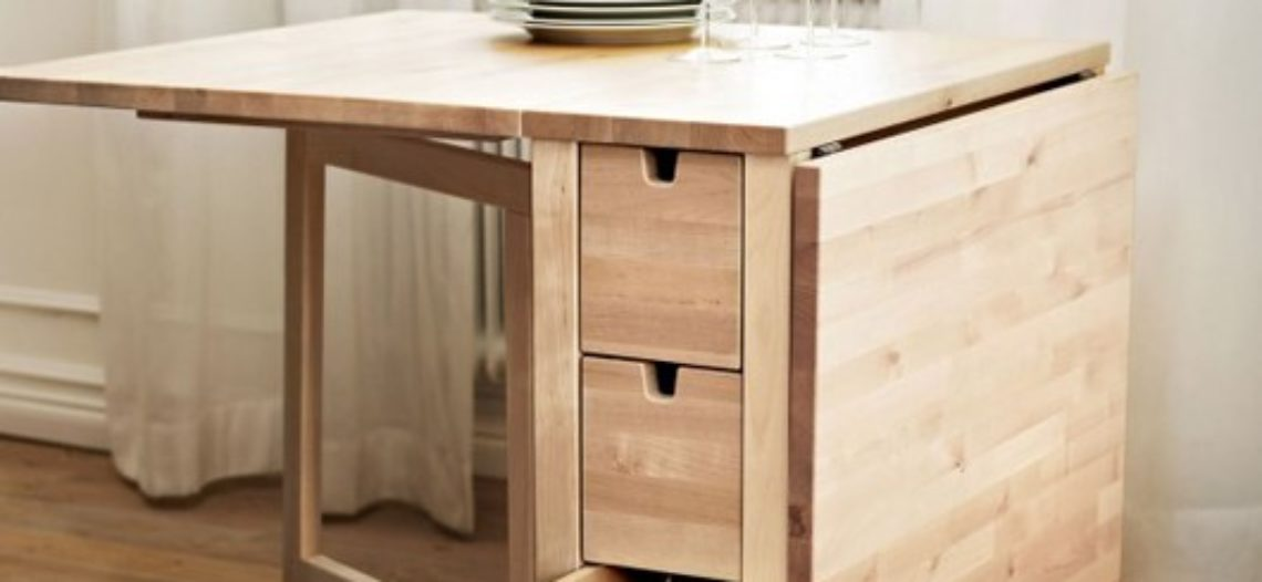 Bàn ăn thông minh – Sự lựa chọn hoàn hảo cho căn bếp hiện đại