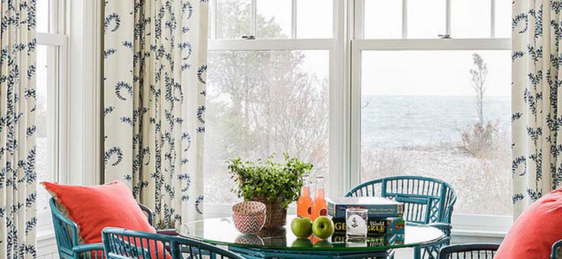 Mát dịu mùa hè với những mẫu bàn ăn đầy màu sắc