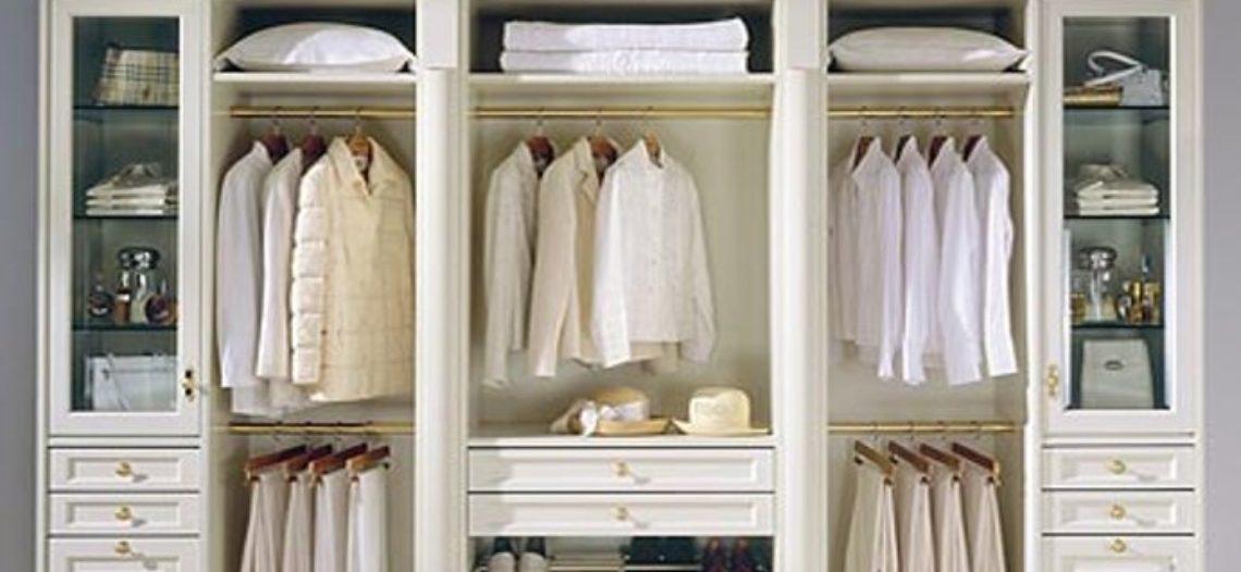 Cách đặt tủ quần áo hợp phong thủy trong phòng ngủ