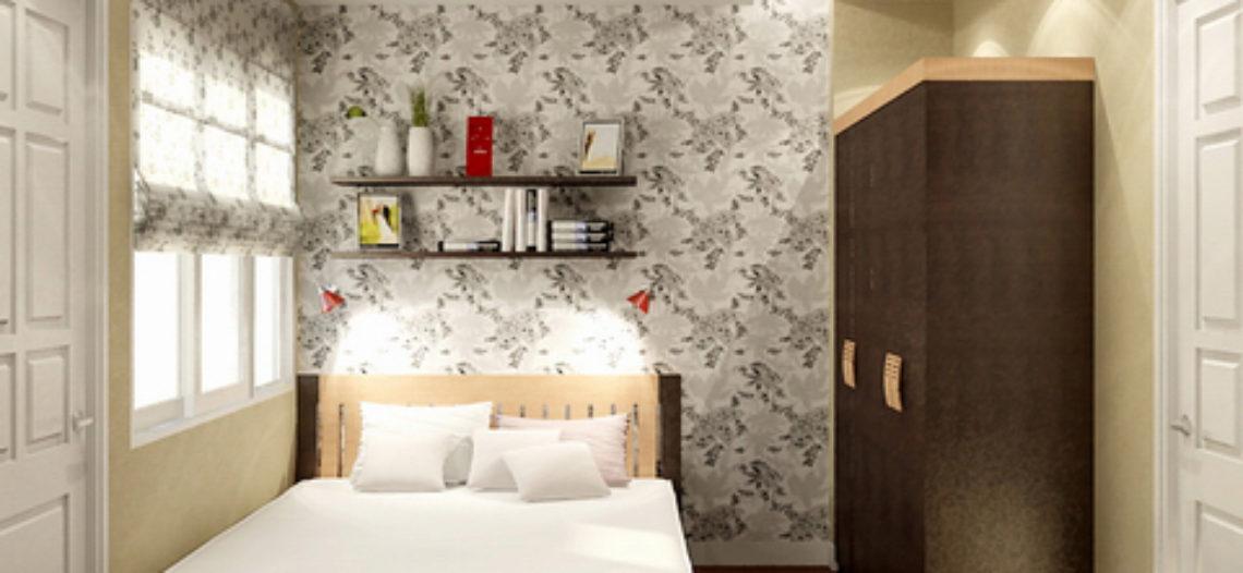 Cách trang trí phòng ngủ nhỏ đơn giản vẫn toát lên sự sang trọng