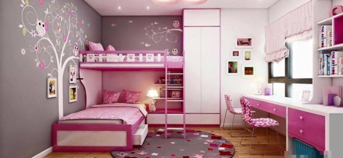 Giường trẻ em mẫu mới nhất trên thị trường nội thất
