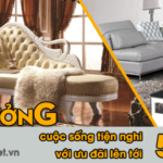 Khuyến mãi 50% khi mua bàn ăn, giường ngủ, sofa tại Noithatnhapkhau.net.vn