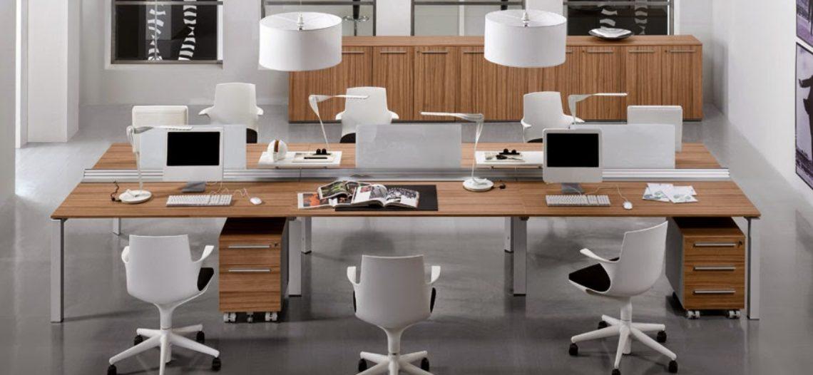 Mẫu bàn ghế văn phòng đẹp sang trọng