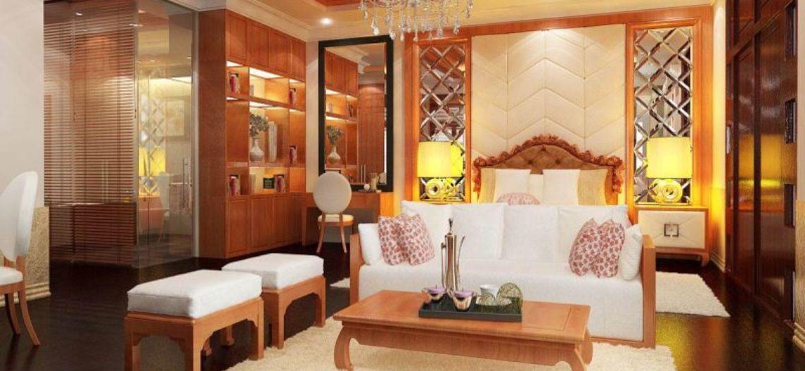 Mẹo bài trí nội thất phòng ngủ cực ấn tượng