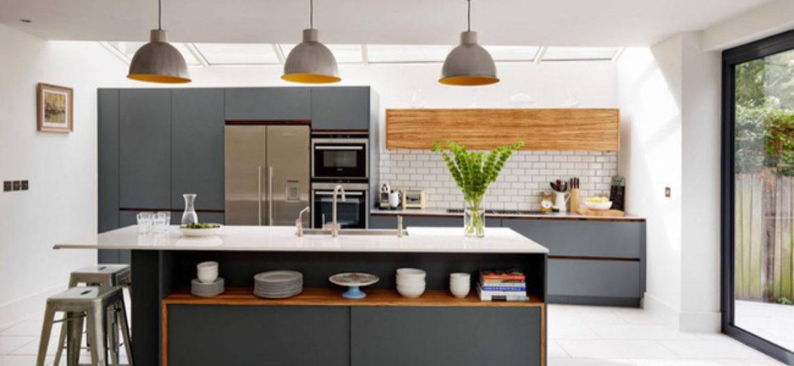 Nội thất nhà bếp đẹp, tiện nghi cho mọi nhà
