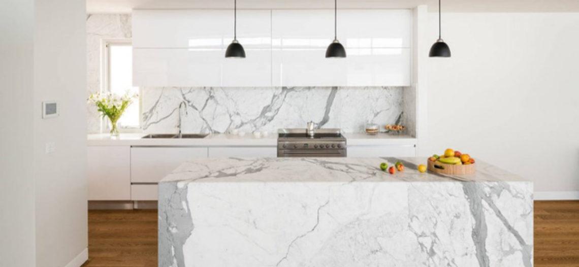 Ngỡ nhàm chán nhưng lại đẹp lạ thường với thiết kế phòng bếp màu xám
