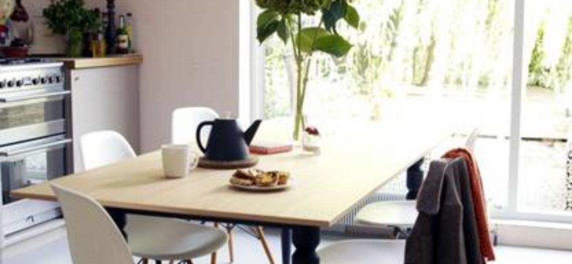 Những mẫu bàn ăn đơn giản nhưng vô cùng độc đáo bạn nên biết