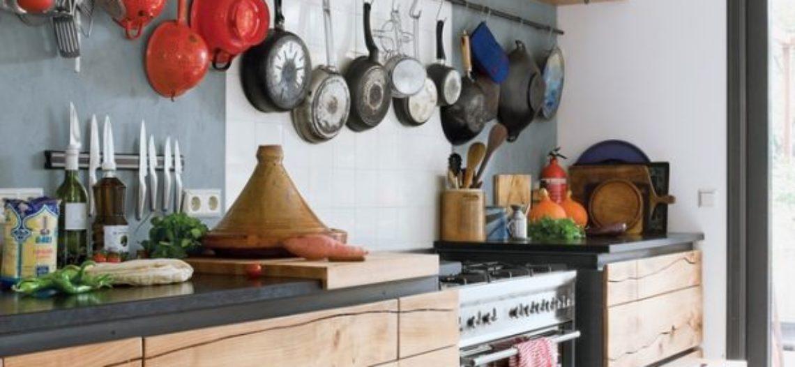 9 ý tưởng sáng tạo thiết kế nội thất nhà bếp diện tích nhỏ